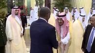 رونمایی از محافظ جدید پادشاه عربستان+عکس