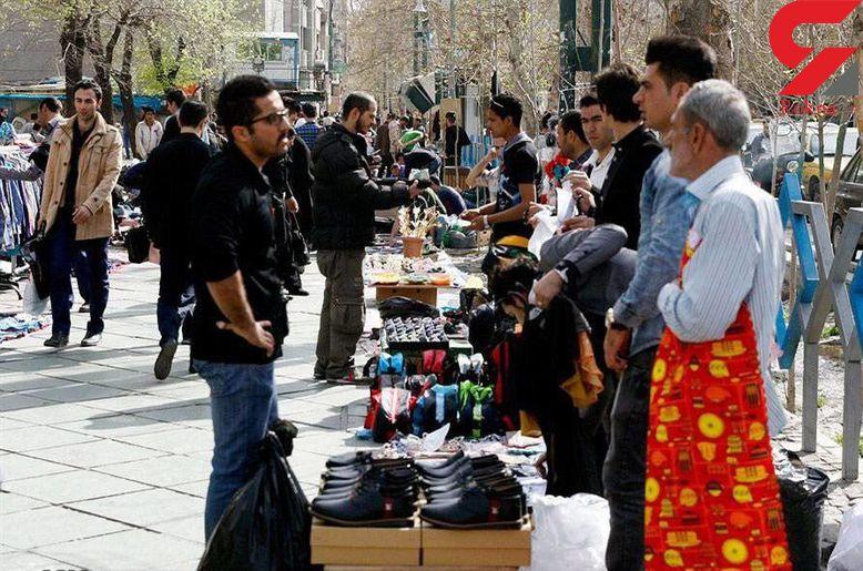 بازداشت اجاره دهندگان موزاییک پیادهروها در تهران