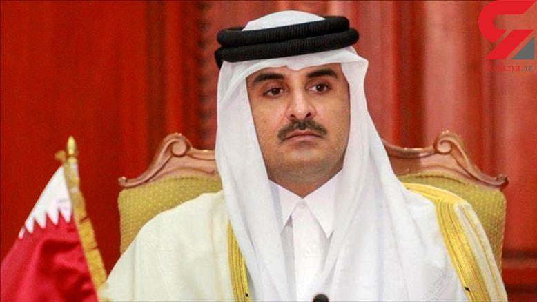 تولد فرزند جدید امیر قطر در بحبوحه تنشهای اخیر