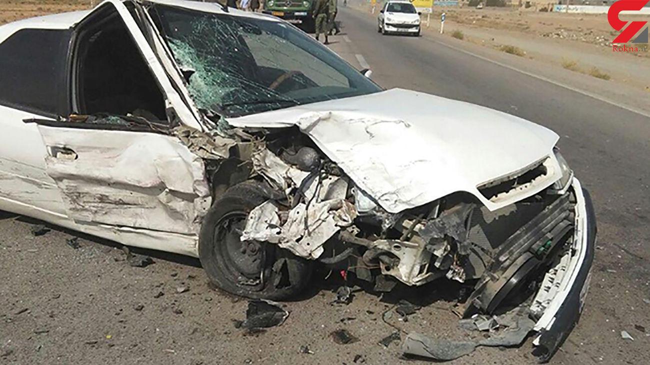 تصادفات جنوب سیستان و بلوچستان 12 کشته برجا گذاشت