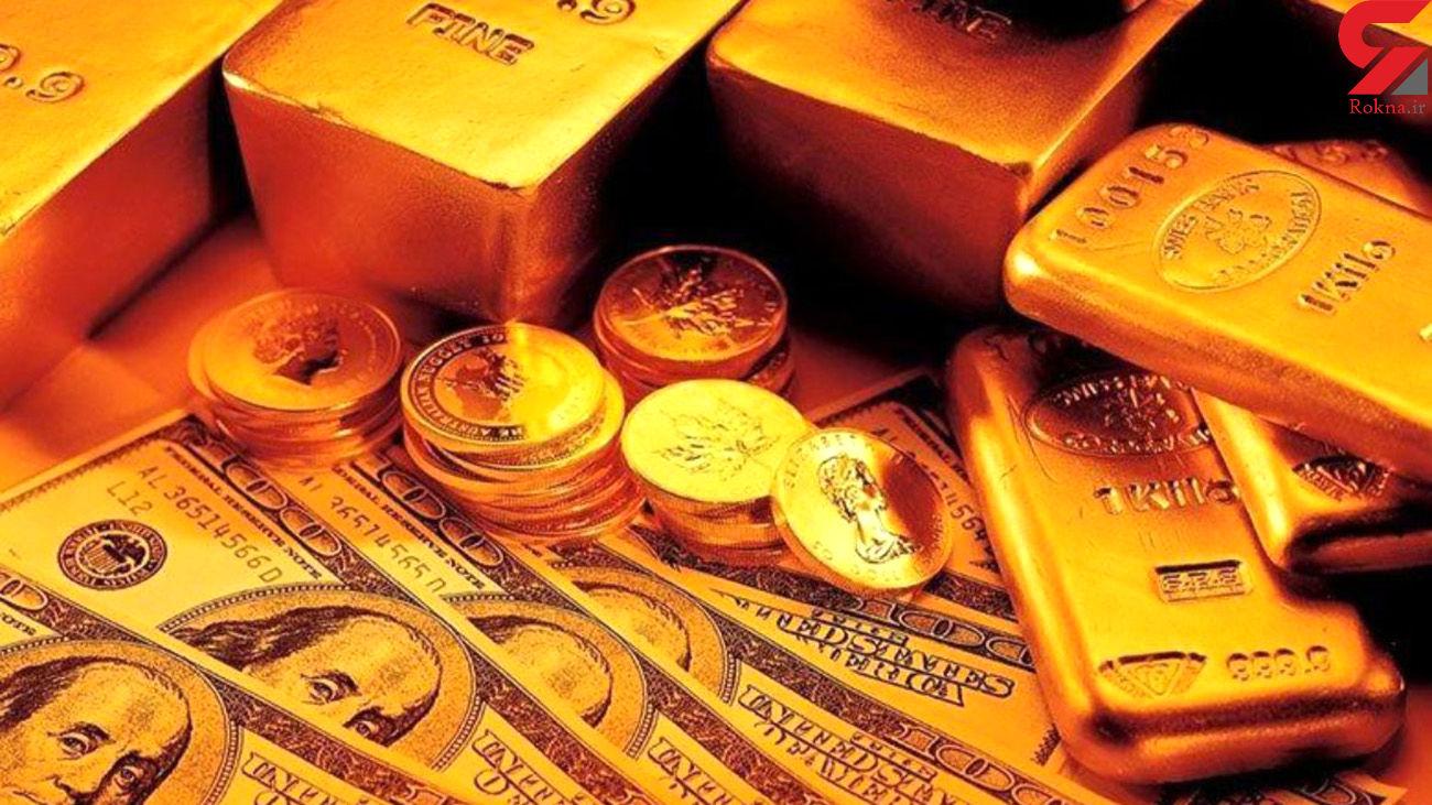 قیمت سکه و قیمت طلا امروز یکشنبه 19بهمن ماه + جدول