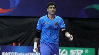 Iran's Samimi Shortlisted for Best Goalkeeper in World