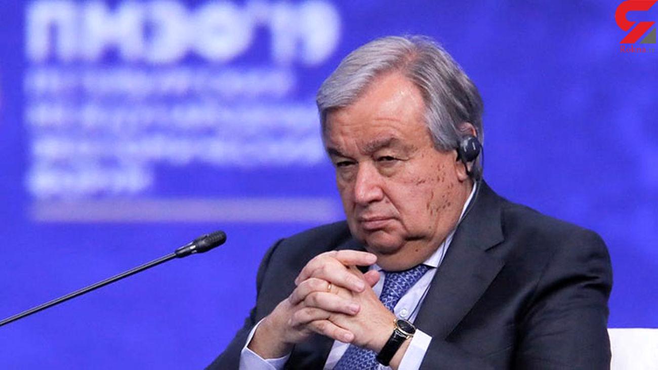 گوترش در نشست شورای امنیت: وحدت برای شکست کرونا «حیاتی» است