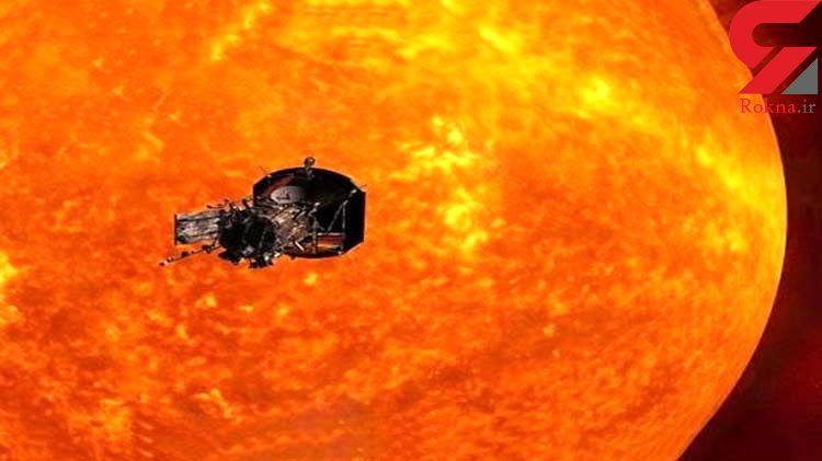 کاوشگر ناسا به خورشید می رود