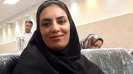 خانم پرستار جوان با کرونا شهید شد / گل گهر کرمان + عکس