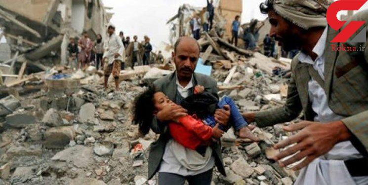 بمباران ۲ بیمارستان در غرب یمن