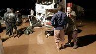 مرگ راننده پژو در زنجان