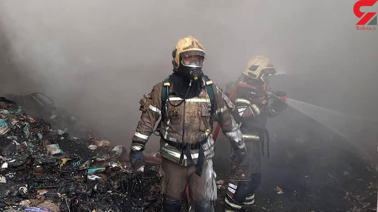 انجام 14 عملیات اطفای حریق و امداد و نجات در اهواز طی 24 ساعت گذشته