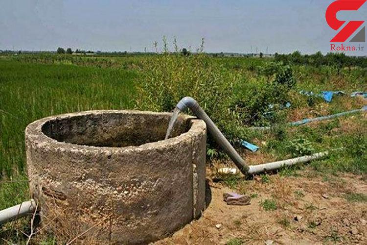 برداشت 446 میلیون متر مکعب آب از چاههای غیر مجاز سیستان و بلوچستان