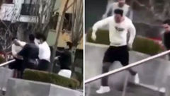 حمله مسلحانه به وحید خزایی در استانبول ترکیه / آقای هزینه از او چه می خواست؟!+فیلم و عکس