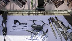 ابزار جاسوسی پیشرفته دزدان تهرانی+ عکس