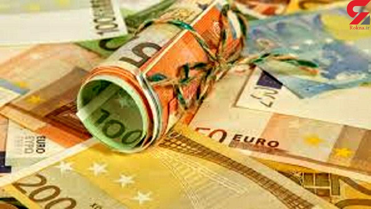 قیمت دلار و قیمت یورو در بازار امروز دوشنبه 31 شهریور 99
