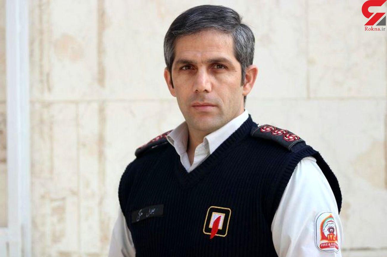 4 تهرانی زنده زنده در خیابان شریعتی سوختند