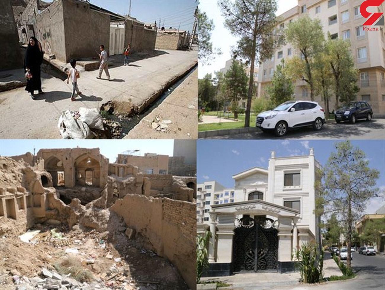جغرافیای بزه شهری در حال گسترش / کوچ های اجباری محله ای، جنگ زا است