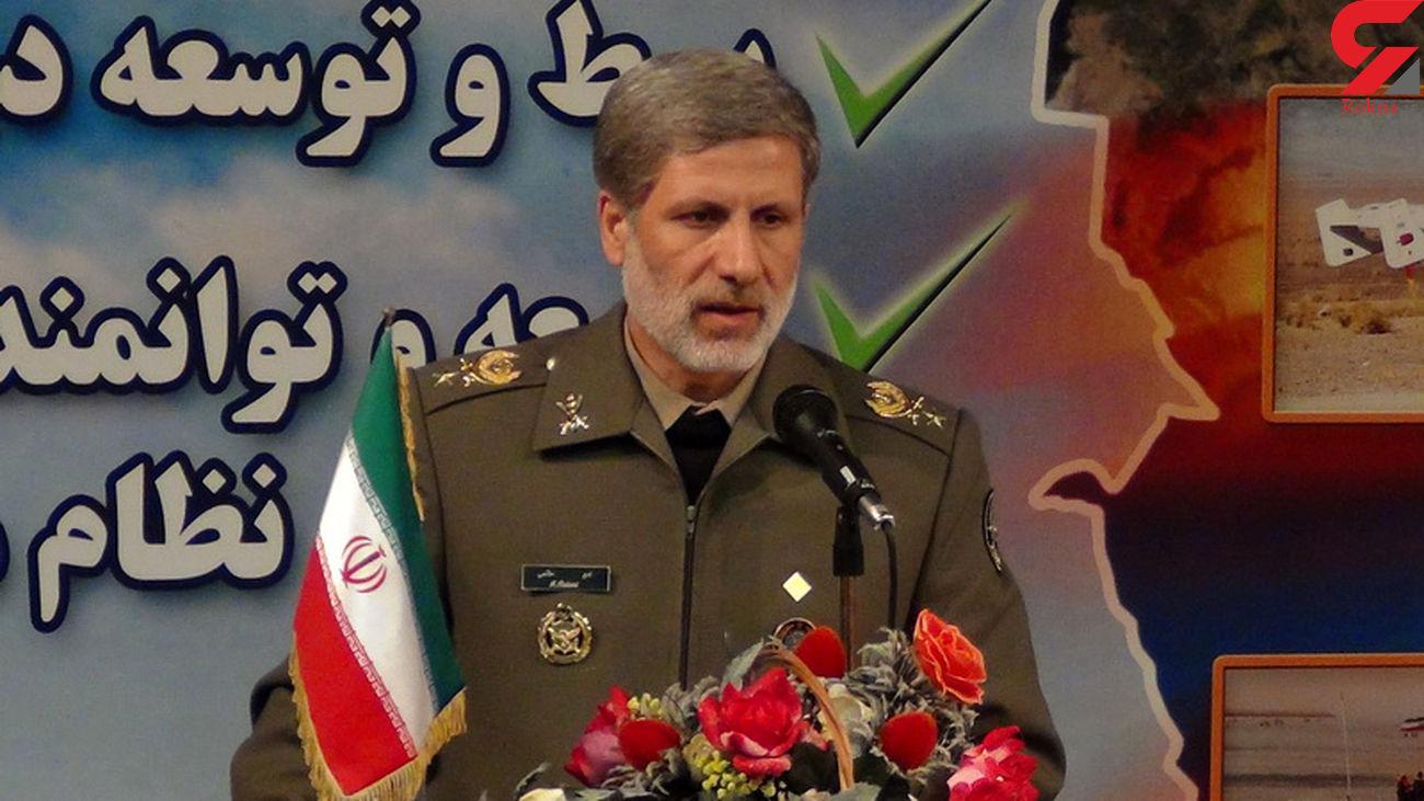 ایران اسلامی به هر دشمن متجاوزی پاسخی قاطع خواهد داد