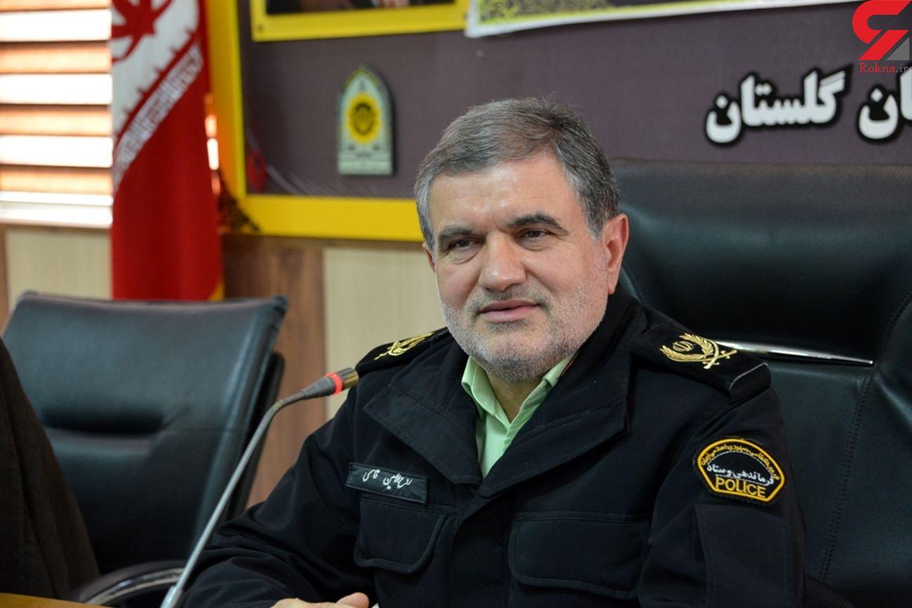 ممنوعیت ورود ۲۰ هزار خودرو به استان گلستان در طرح فاصلهگذاری اجتماعی