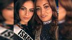 سلفی دردسر ساز ملکه زیبایی عراق و اسرائیل +عکس