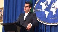 موسوی: اگر اروپا آمادگی دارد بسمالله / ما هم نگران سلامتی زندانیان ایرانی در آمریکا هستیم / کرونا را سیاسی نکنید