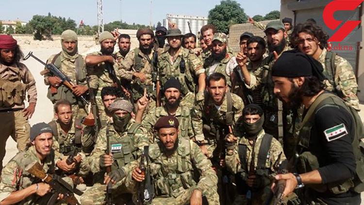 عملیات ترکیه /  آنکارا مدعی تصرف مرکز شهر «رأسالعین» شد