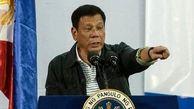 رئیسجمهور فیلیپین: به ناقضان قرنطینه شلیک کنید