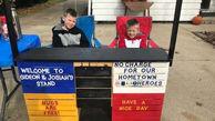 اقدام زیبای 2 پسر بچه برای افسر پلیس سرطانی+عکس