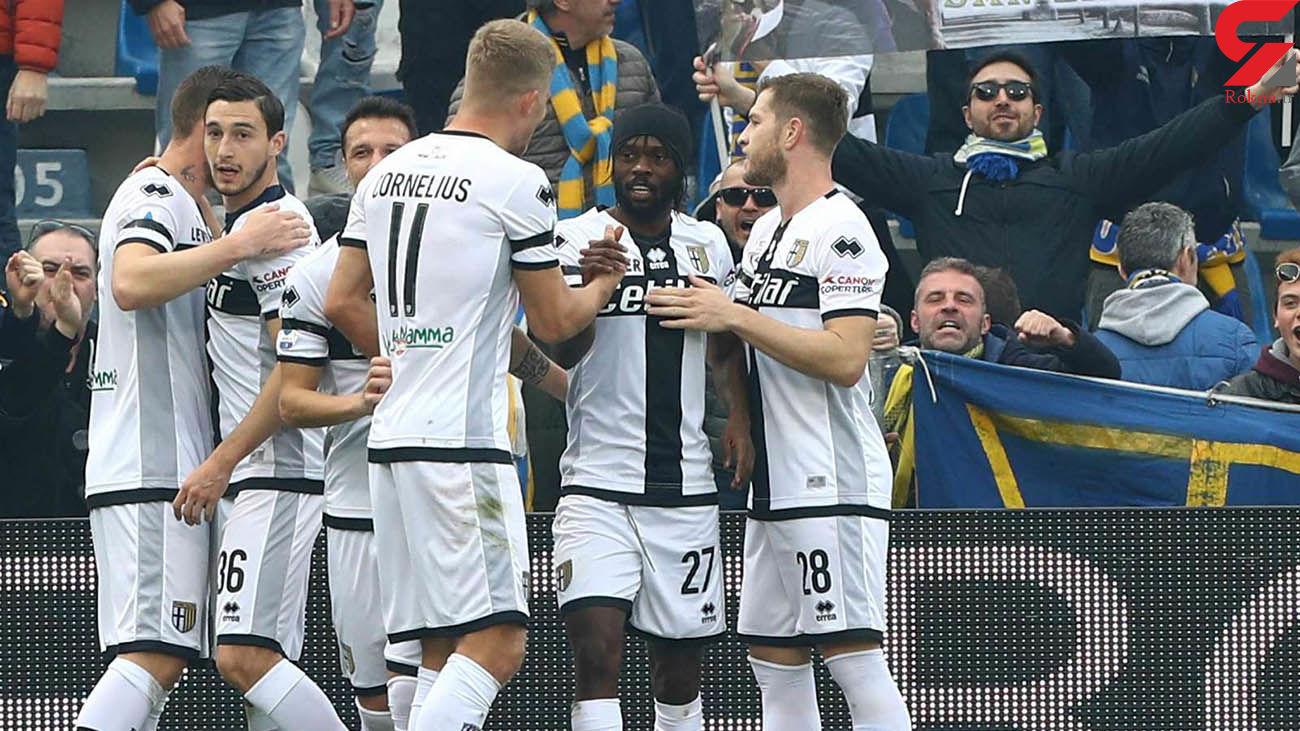 مثبت شدن تست کرونای دو بازیکن لیگ سری آ ایتالیا