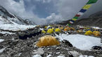 عکس 4 کوهنورد ایرانی که در اورست کرونایی شدند