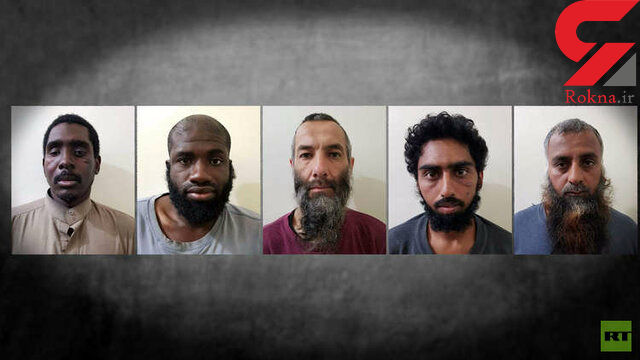 بازداشت ۵ داعشی از جمله ۲ آمریکایی به دست کردهای سوریه