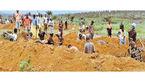 خطر شیوع بیماری های مرگبار درمناطق سیلزده «سیرالئون»+عکس