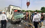 16 کشته و 104 مصدوم در تصادفات جاده ای کشور