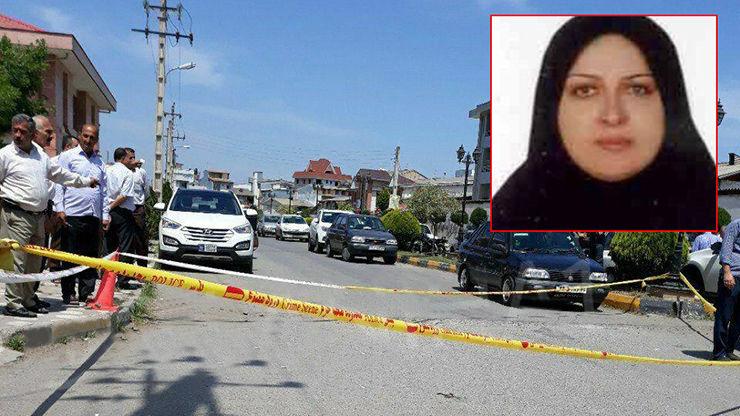 اولین عکس ها از خانم وکیل و صحنه قتل در لنگرود / دهیار با شلیک گلوله قاتل فرزانه شد + جزییات