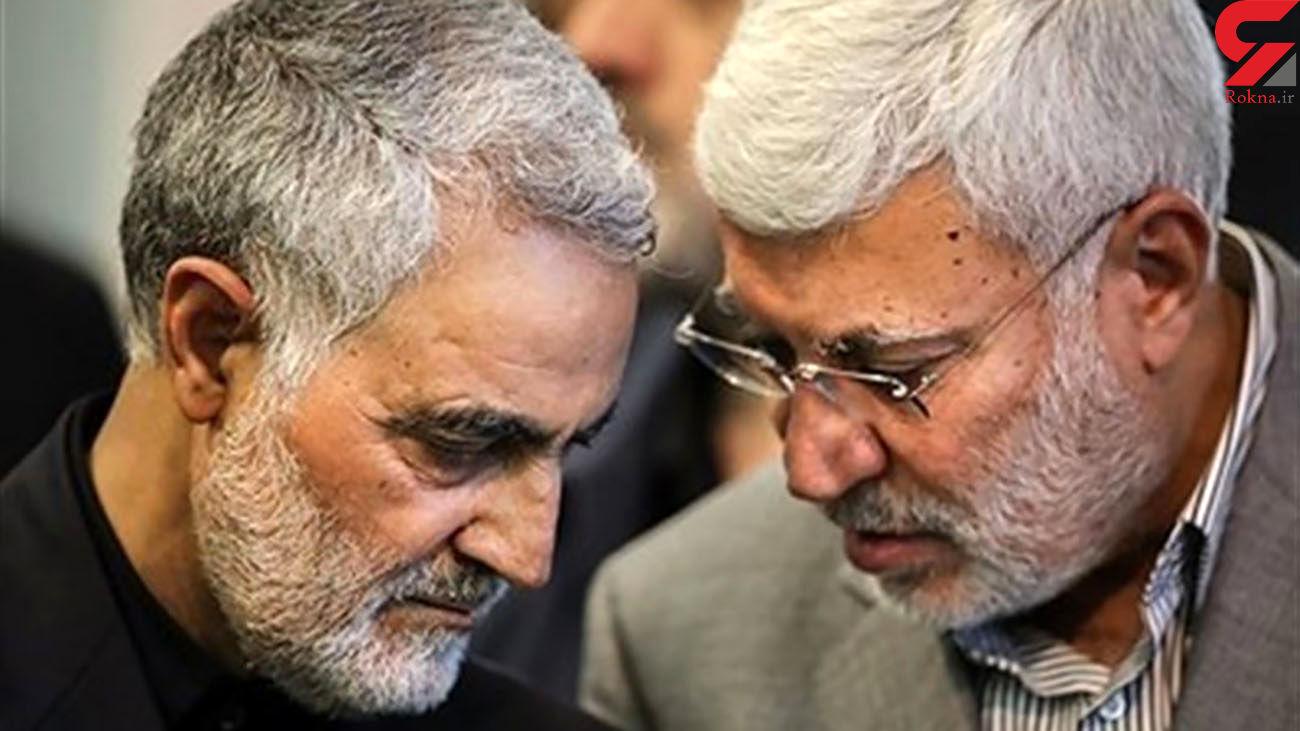 مانع تراشی هایی در بغداد در مسیر پرونده ترور شهیدان سردار سلیمانی و المهندس