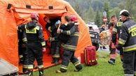 برخورد مرگبار صاعقه به تیم 105 نفره کوهنودری  / 5 کشته و 100 زخمی فاجعه ای که در لهستان رخ داد