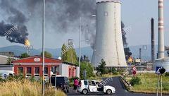 انفجار در تاسیسات شیمیایی چک 6 کشته برجای گذاشت