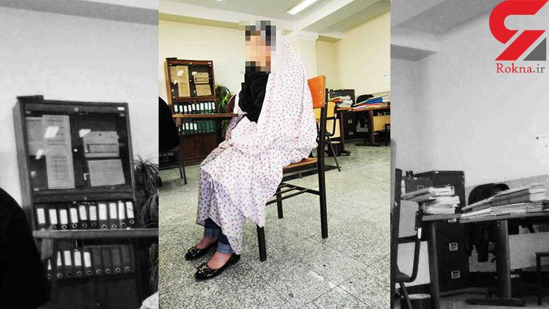 نقشه پلید زن مهماندار برای 18 مرد تهرانی / این زن با لباس فرم سر قرار می رفت + عکس
