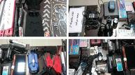 دزد عنکبوتی در کرمان دستگیر شد