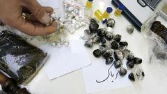 433 گرم مواد مخدر در زواره کشف شد
