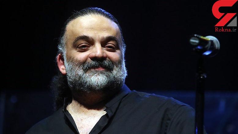 لغو کنسرت علیرضا عصار در پی وقایع اخیر + فیلم