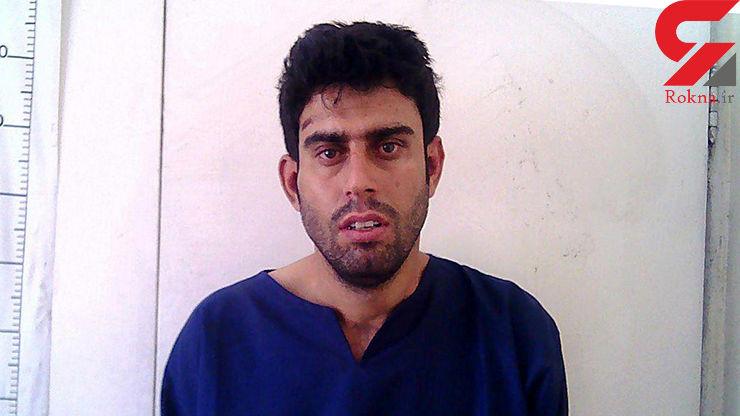 لباس زیر آبروی تبهکار را در بی آر تی تهران برد/این مرد را شناسایی کنید+عکس