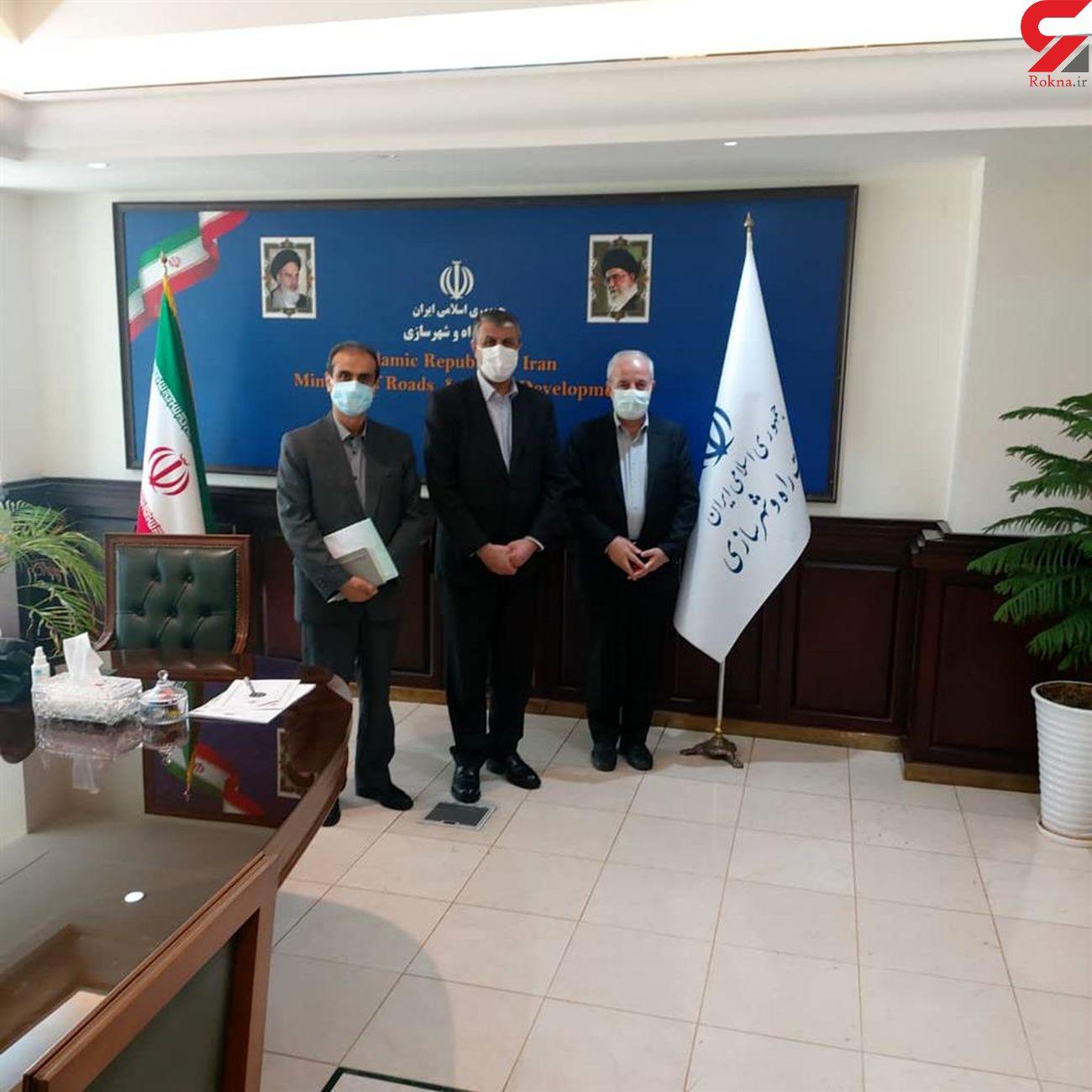 احقاق حقوق شهرداری رشت با دستور ویژه وزیر راه و شهرسازی