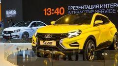 خودروهای جدید روسی در راه ایران + عکس