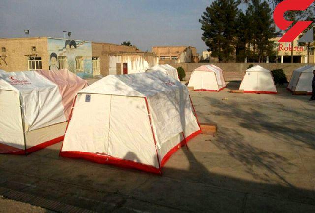 اسکان بیش از 20 هزار نفر از سیل زدگان خوزستان