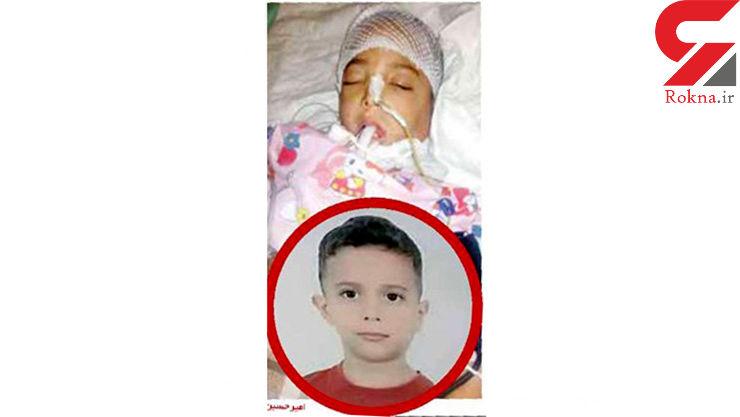 مرگ دردناک امیرحسین و آرمان 2 پسر مدرسه ای کمر مادر و پدرشان را شکست + عکس