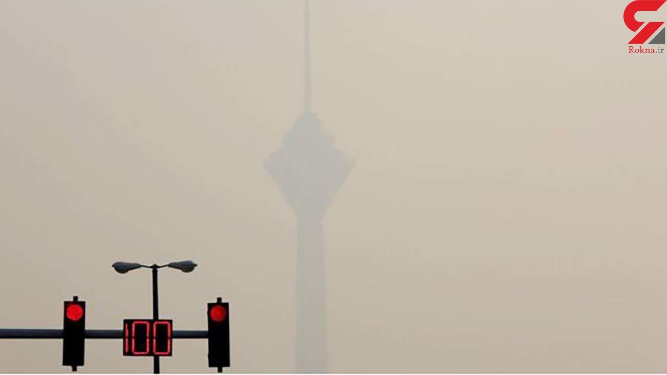 هشدار خطر در تهران ! / بیرون نروید