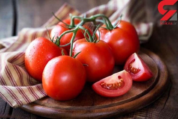 گوجه فرنگی چه فوایدی برای سلامت بدن دارد؟