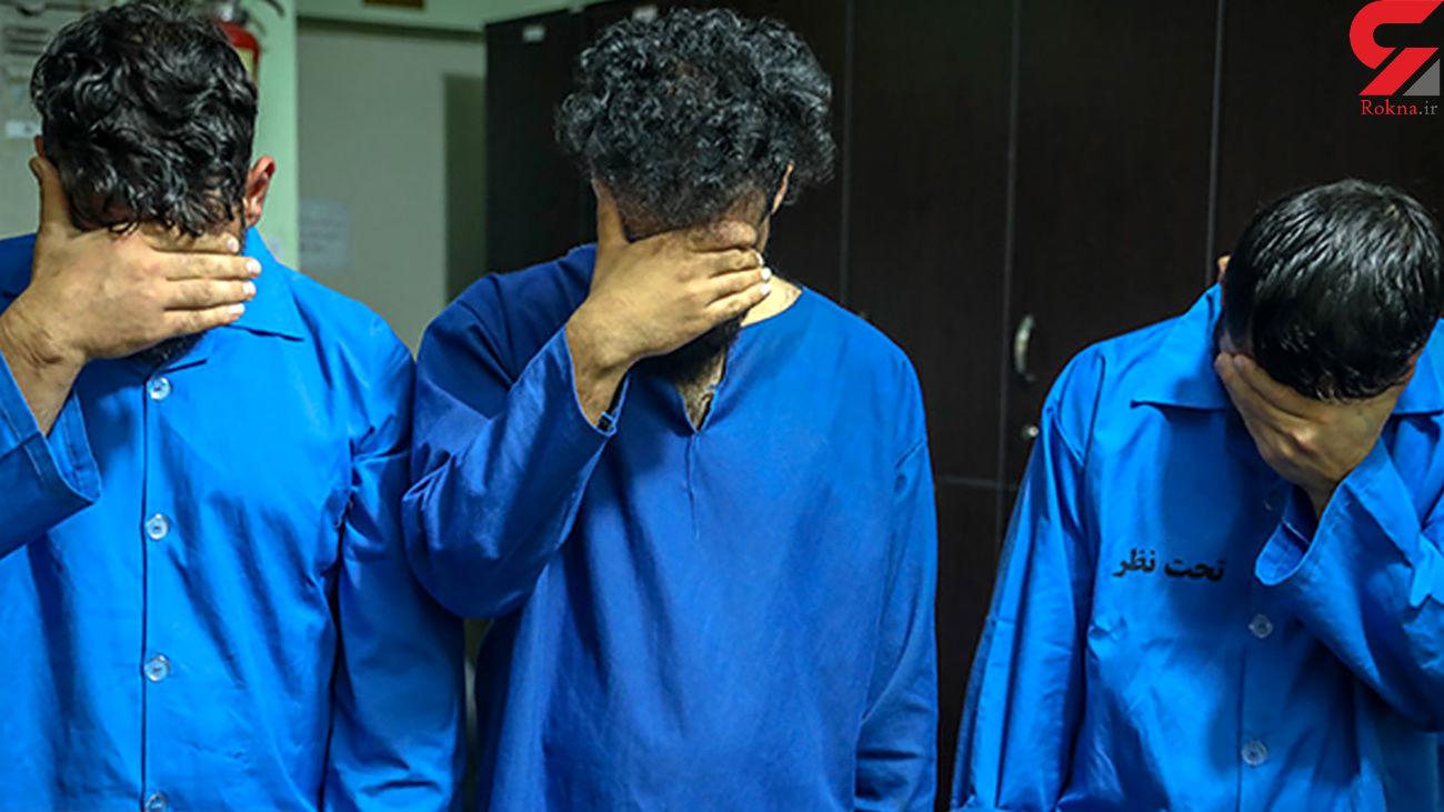 محاکمه 3 نوجوان داعشی در تهران / آنها با ابوخدیجه برای عملیات تروریستی وارد ایران شده بودند + عکس