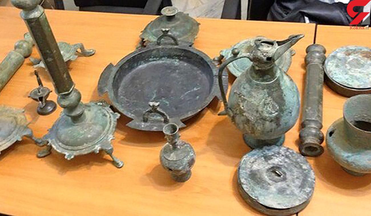 کشف عتیقههایی از هزاره دوم قبل از میلاد در البرز