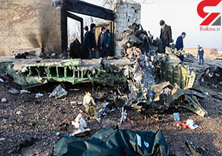 گزارش یورو نیوز از حادثه سقوط هواپیما+فیلم