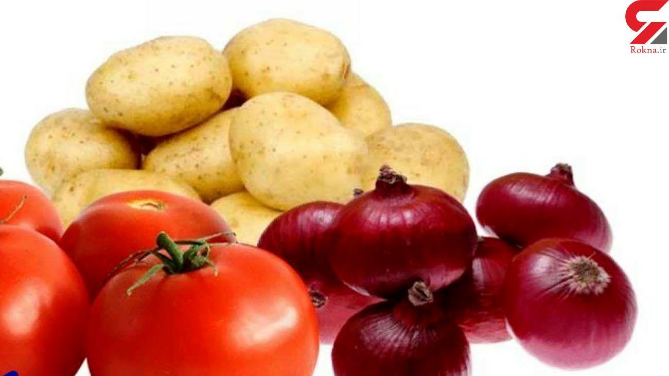 دلیل افزایش قیمت پیاز و گوجه چیست؟