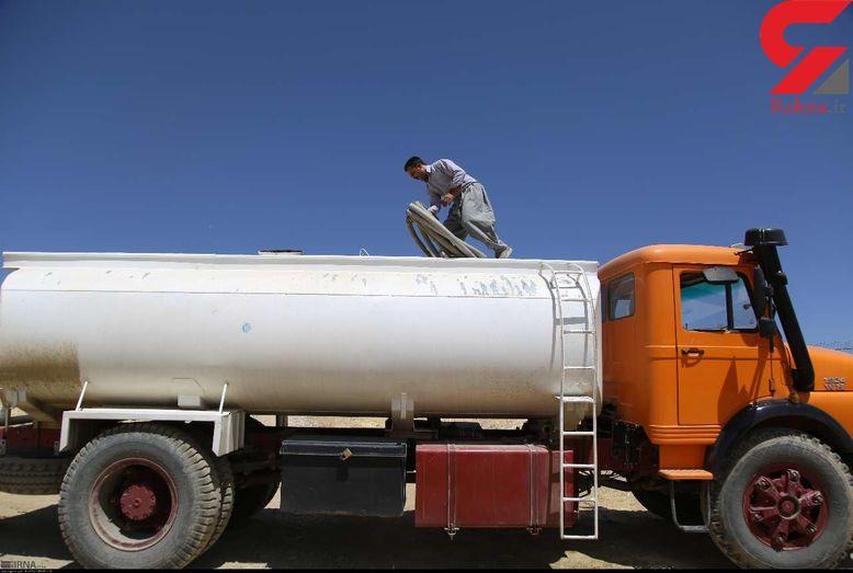 جاسازی کالای قاچاق در ۲ تانکر سوخت در کازرون ناکام ماند